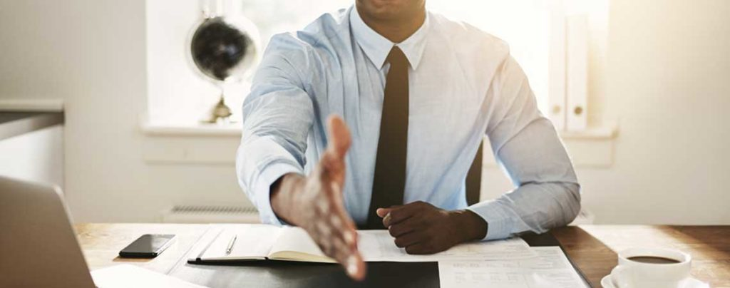 Se sentir mentalement prêt à passer un entretien d'embauche