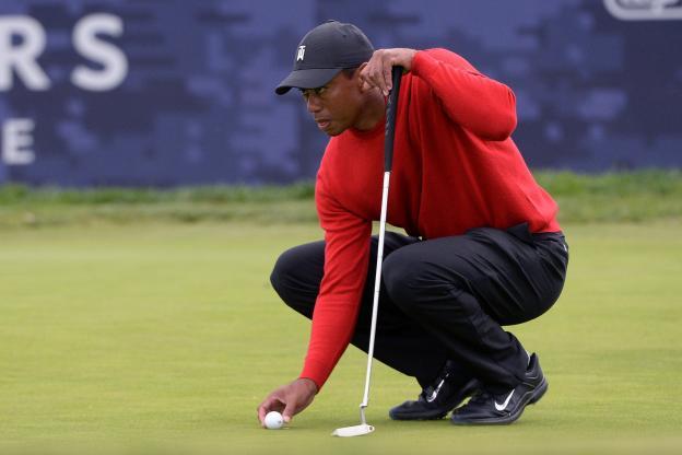 Tiger Woods, la motivation de devenir toujours meilleur.