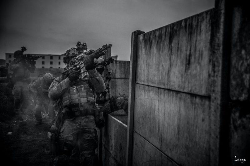 La préparation mentale d'un membre des forces spéciales