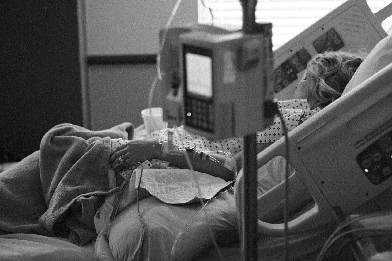 le stress à l'hôpital